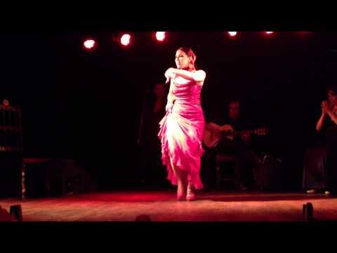 FLAMENCO DANCE AT EL CID ON SUNSET IN SILVER LAKE LOS ANGELES