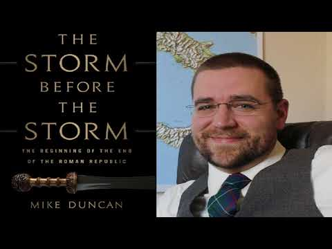 Mike Duncan on America and Rome
