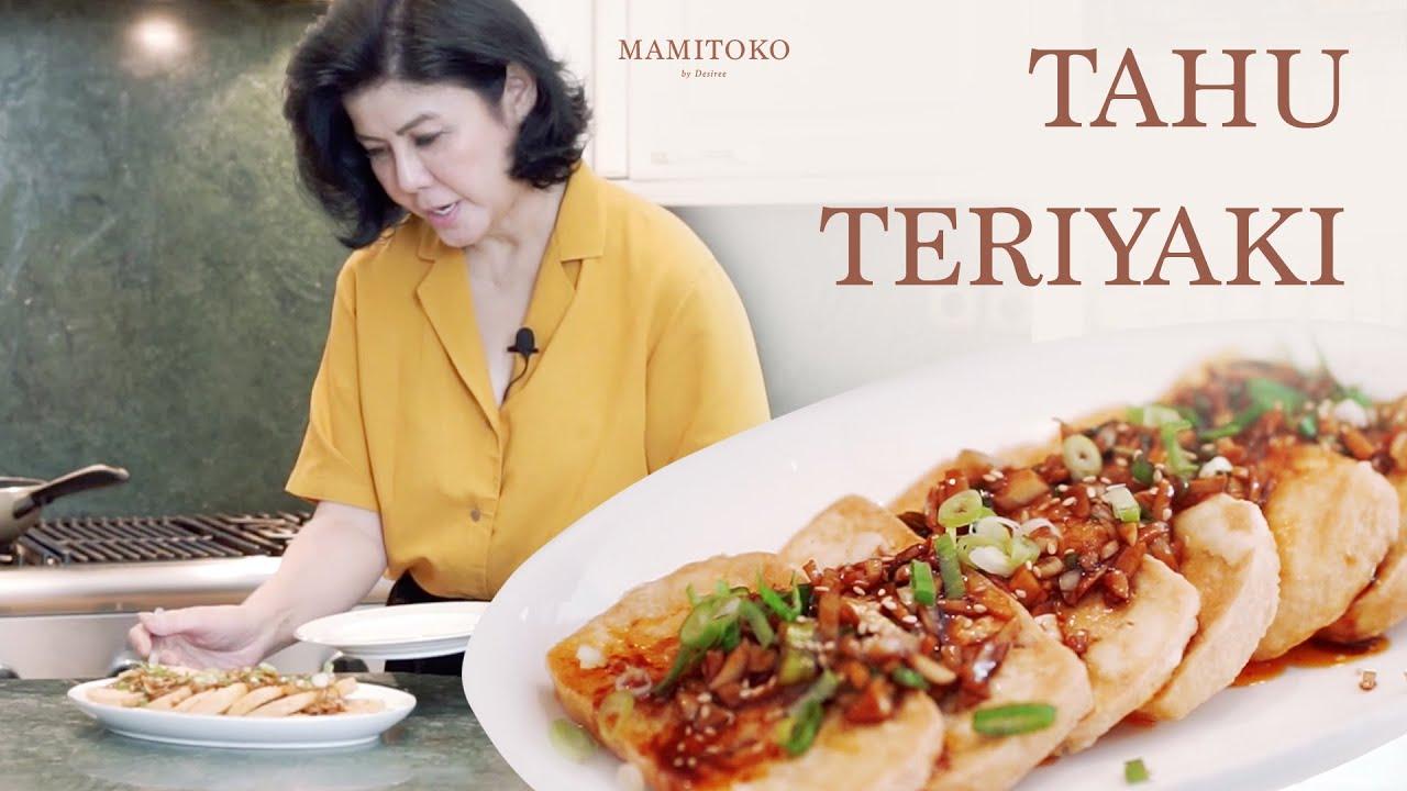 TAHU SERIES: TAHU TERIYAKI ??!! ala #Mamitoko