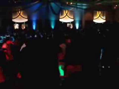 Volcano Corp. Holiday Party - Cupid Shuffle Song