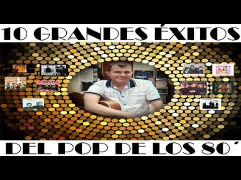TUTORIAL 10 Éxitos del pop español de los 80´