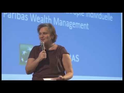 Rencontres régionales des philanthropes 2014 : Nathalie Sauvanet