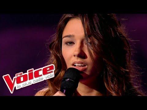 Edith Piaf  La Vie en rose  Louise  The Voice France 2012  Prime 1