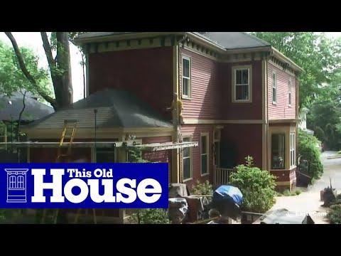 The Arlington Italianate House: A Time-Lapse Look