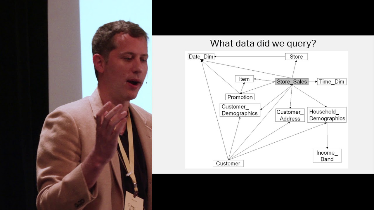 Cloud Data Warehouse Benchmark Redshift vs Snowflake vs BigQuery |  DataEngConf SF '18