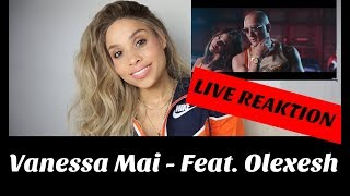 Vanessa Mai - Wir 2 immer 1 (Official Video) ft. Olexesh live Reaktion | Jennyfromtheblog