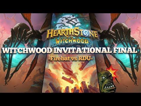 Witchwood Innvitational Final - Firebat vs RDU