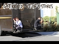 Hopping on the back of a UPS truck | Vlog 10