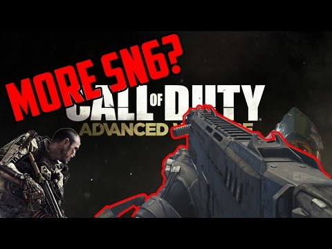 Advanced Warfare - Episode 5 - More SN6!