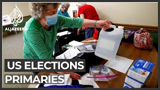US elections: Primaries taking place in some states