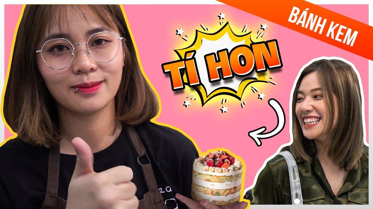 Bánh Kem Siêu Nhỏ Tí Hon || FOOD CHALLENGE