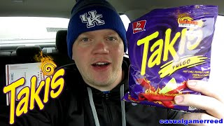 Reed Reviews Takis Fuego