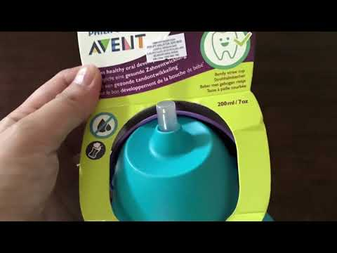 Philips Avent Straw Cup