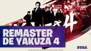 YAKUZA 4 chega em janeiro e Sony convida jogadores para testar mudança de ID
