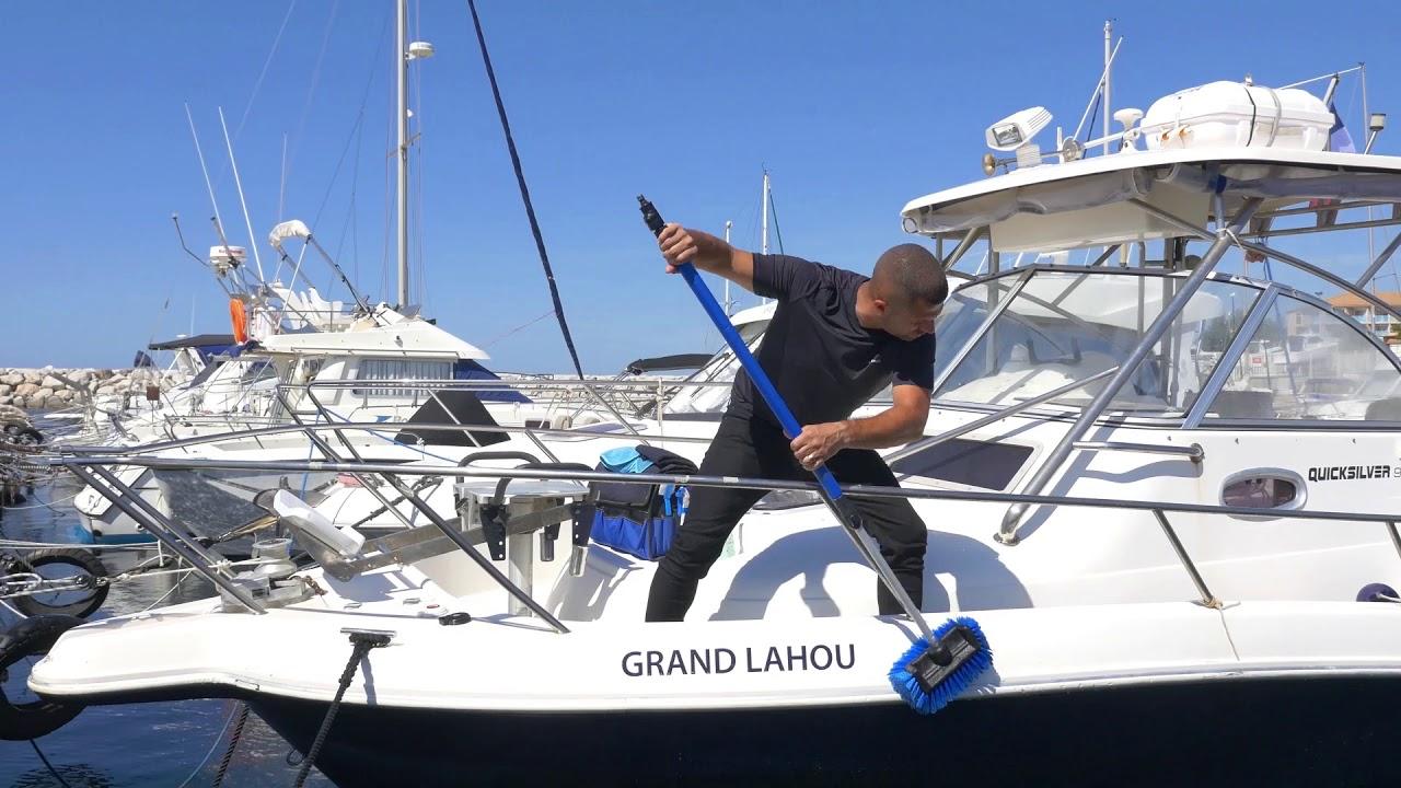 CosmétiBoat, l'expert de la préparation et la rénovation de bateau