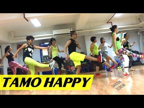 Tamo Happy | Mega Mix 59 | Saigon ZCrew | ZFit | Zumba® Fitness Vietnam