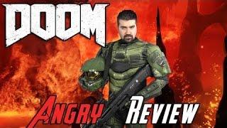 Angry Joe Show - Doom (rus vo)