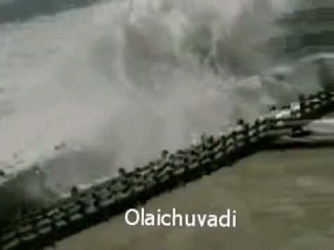 tsunami attack Indonesia  2012