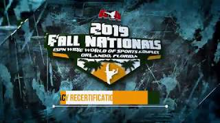 2019 Fall Nationals | Legacy Facilitator Recertification | ATA Martial Arts