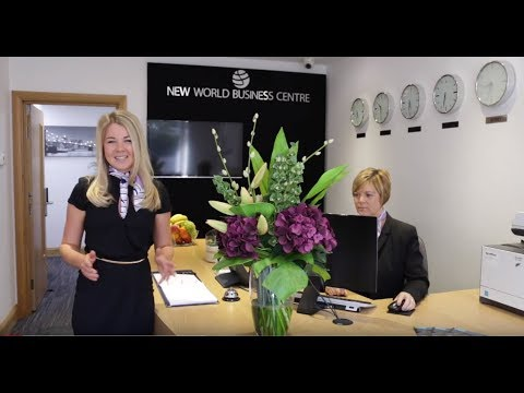 New World Business Centre 2017
