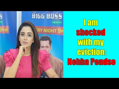I am shocked with my eviction: Nehha Pendse thumbnail