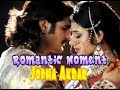Romantic Scenes With Rajat Tokas & Paridhi Sharma In Jodha Akbar