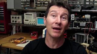 EEVblog #54 - Electronics - When I was a boy...