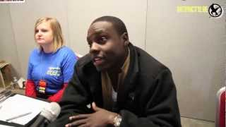Dayo Okeniyi Thresh - Collectormania 18 Interview by District12be