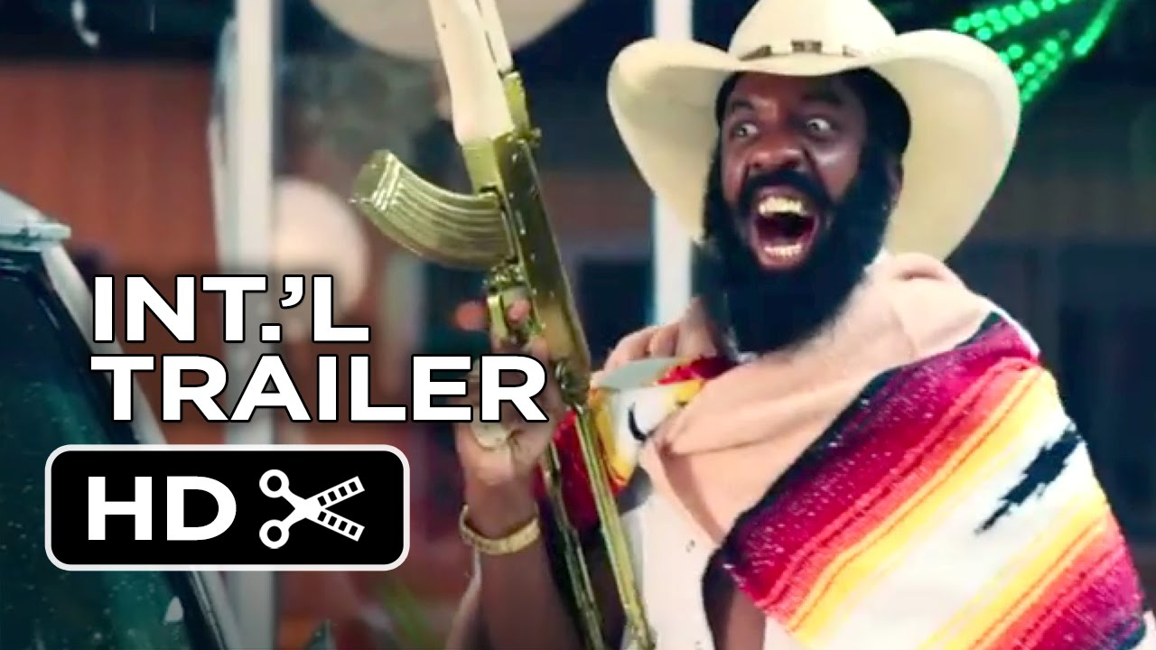 Search Party Official UK Trailer #1 (2015) - Alison Brie, Krysten Ritter Movie HD