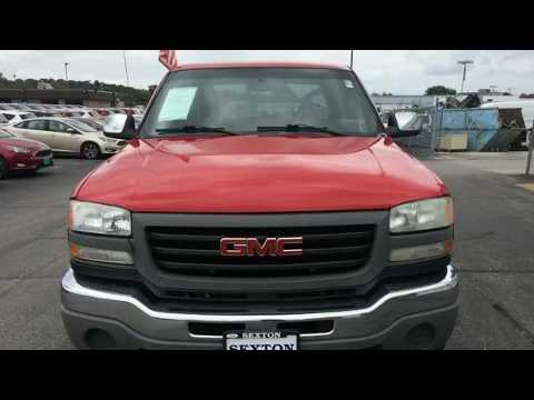 2007 gmc sierra 2500hd classic sl in moline il 61265 youtube. Black Bedroom Furniture Sets. Home Design Ideas