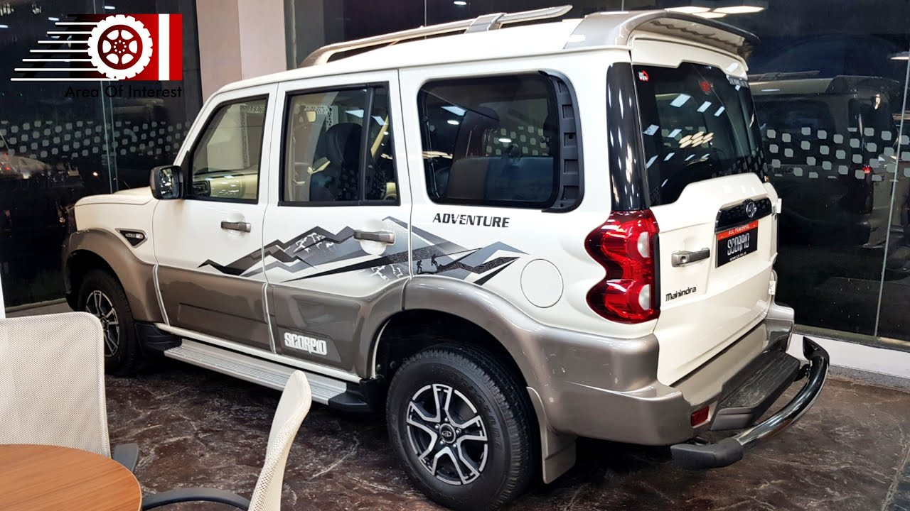 Mahindra Scorpio S3 (Base) ADVENTURE Special Edition | Price | Mileage |  Features | Specs