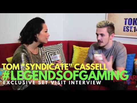"Meet Tom ""Syndicate"" Cassell host of Season 2 of Endemol Shine Beyond's #LegendsOfGaming"