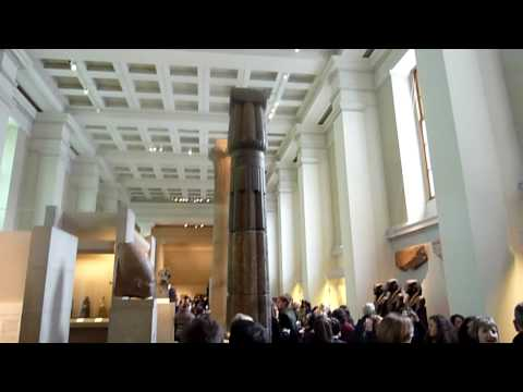 British Museum London: a 6 minute video tour of the highlights