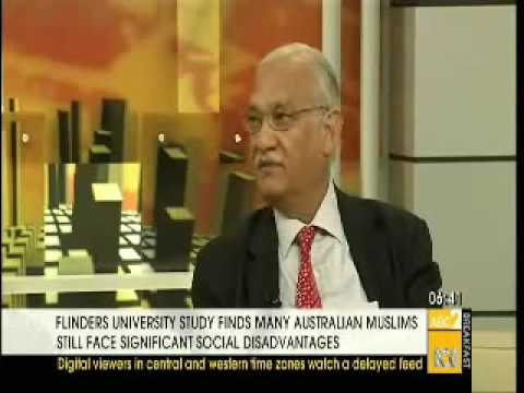 ABC News, Adelaide - Muslims face social disadvantage