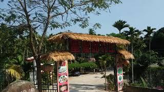 Китай Хайнань Байки гида Дмитрия по дороге в парк Yanoda и стеклянный мост Часть 2