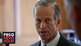 Thune says peaceful protests should be allowed to continue