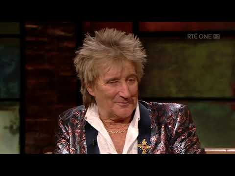 """Rod Stewart on discovering """"Grace""""  