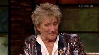 "Rod Stewart on discovering ""Grace""  