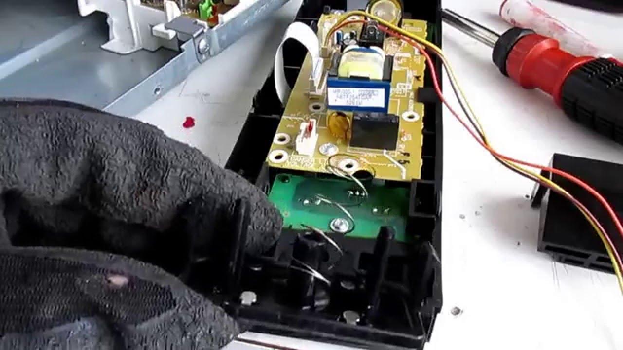 reparacion de un microhondas panasonic modelo nn s778s video 2  panasonic microwave repair no power or