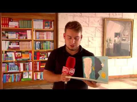 ТРК РИТМ: У Рівному презентували Біблію для дітей  шрифтом Брайля