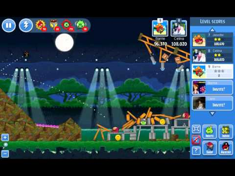 Angry Birds weekly tournament week 2 level 1 (facebook ...