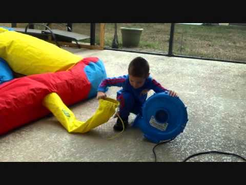 Thumbnail: Chase's Bounce House