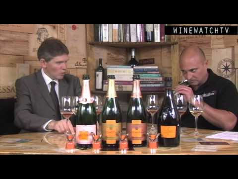 Interview with Dominic Demarville Chef du Cave for Veuve Clicquot - click image for video