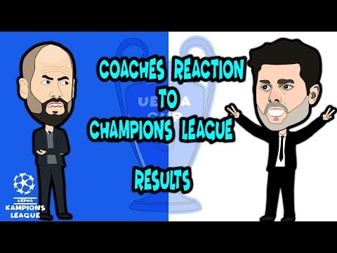 Reaction to Man City, Juventus and Man Utd UCL Knockout.