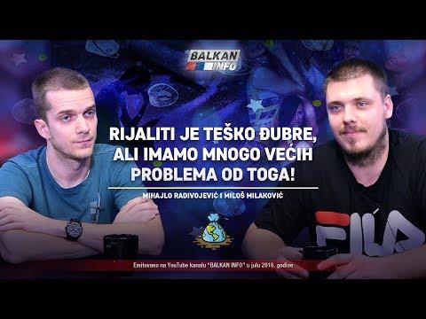 AKTUELNO: Dnevnjak - Rijaliti je teško đubre, ali imamo mnogo većih problema od toga! (26.07.2018)