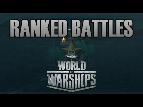 World of Warships - Ranked Battles