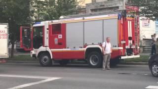 Авария сегодня на Сулимова в Екатеринбурге 14 07 2016