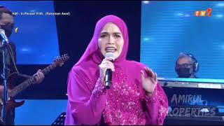Aishah - Janji Manismu (Live Konsert Minggu Ini RTM In Person With..)(2021)