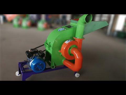 Grain Crusher Machine,maize Crusher Machine Hammer Mill Feed Crusher