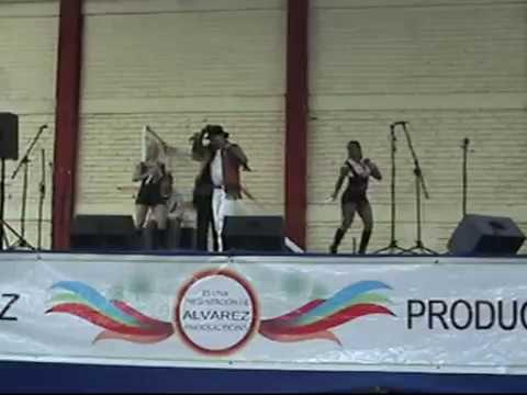Inmigrante Carnaval. Manuel Abarca..